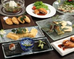 9品のフォアグラ料理と京のお番菜を組合せて頂けます
