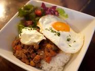 チリミートソースのcroix rice