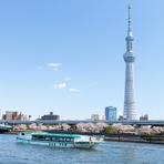 東京湾の風情を満喫