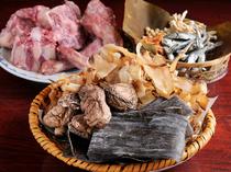 和食の命、出汁にこだわるからこその大切な「乾物」