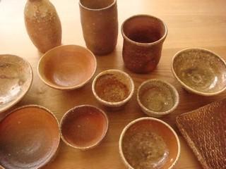 陶芸が趣味の方、是非一度御来店下さい。