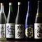 『隆』『丹沢山』などの地酒のほか、全国から11種類がそろいます