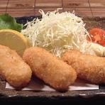『魚魚コロッケ』 豪華フカヒレが入った、海鮮クリームコロッケ
