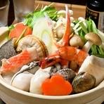 寄せ鍋 『極上海鮮なべ』