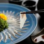 浜松といえば、うなぎでしょう!魚魚一名物「うなぎの刺身」
