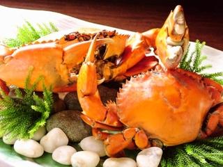 浜名湖名物!! 【幻のどうまん蟹】 数量限定の為、要予約。