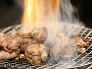 「宝」オススメ!宮崎直送の新鮮な地鶏を炭火でどうぞ!