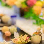 日本庭園を楽しみながら【完全個室】でゆっくりと語らいを