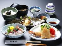 浜定食 当店人気No.1