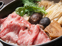 松コース(9,000円)竹コース(8,000円)もご用意しております。ご予約の際にお選びください。