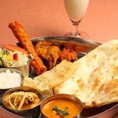 御家族おそろいで当店自慢のインド料理をお楽しみください!