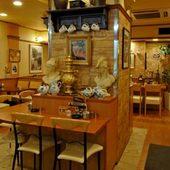 「べら珈琲 栄店」の店内です。