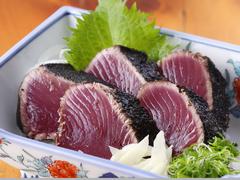 その季節・その日漁れの厳選・新鮮な材料で、土佐の旬を堪能することができます。