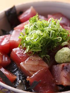 鰹(かつお)丼