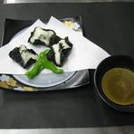 山芋天ぷら