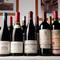 フランス、ニューワールドのワインも最高級の逸品が並びます