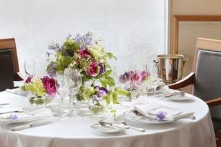 デルポンテの世界観を心ゆくまで楽しめる宴内人前式が人気
