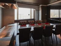 非日常を感じられる、鉄板焼レストラン。個室のご利用もおすすめ