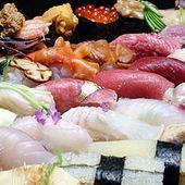 地元ならではのお寿司を!!