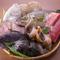 旬の魚、最高ランクのお肉。新鮮な食材を美味しく届けること