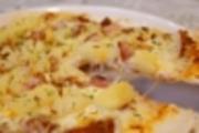 ミートソース・ポテト・チーズのゴールデントリオ!
