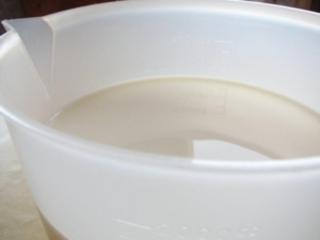 岩瀬牧場の牛乳を使用。