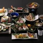 会席料理 藤(慶事・法事・各種ご宴会向き) ※要予約
