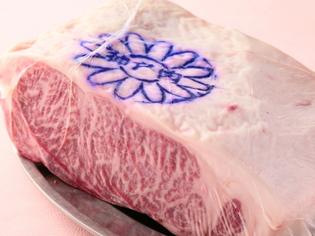 但馬牛の中から厳選に厳選された貴重なビーフ「神戸牛」