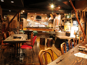 酒と魚 納屋
