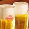 珍しいオリオンビールの生ビールをご用意しています!