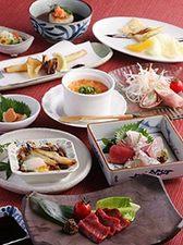 特上ロース・海鮮魚介・季節の野菜の溶岩焼きor炭火焼