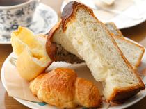 手づくりにこだわりあり!お店で焼き上げる『自家製のパン』