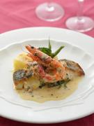 季節が生きる、旬の魚介を使った魚料理です。