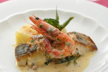 本日のおすすめ魚料理
