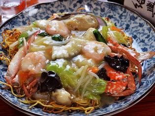 鮮度の良い、福島県産の食材をふんだんに取り入れた中華料理