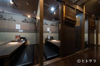 個室創作ダイニング・パセプションの料理・店内の画像2