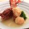 プリプリの食感がたまらない贅沢な伊勢海老の具足煮