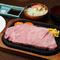 特上ロース ステーキセット(サラダ・スープ・ライス付)200g
