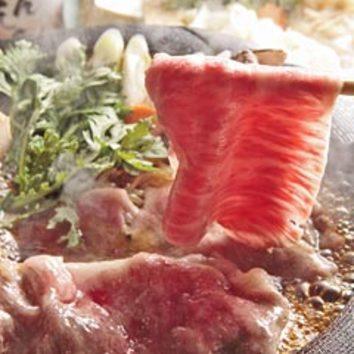 鍋物と和食の宴会コース(2名様~ディナータイムのみ)