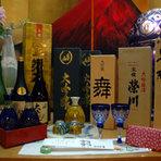 日本酒各種も豊富です。