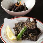房州の郷土料理『鯨料理』の数々