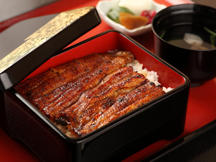 関東を誇るブランド鰻「坂東太郎」を使った『鰻料理』
