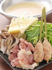 白湯つくね鍋(大)