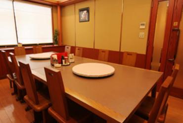 完全個室完備。会社の接待等に是非ご利用ください。