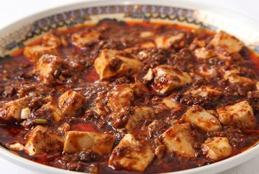 えもいわれぬ奥深い旨みと辛みが秀逸な『四川マーボー豆腐』