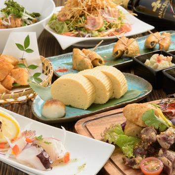 料理王国 2000円コース