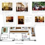 人数や用途に応じて様々な個室をご用意致しております。