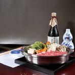 三嵋の名を冠した会席で、贅を尽くした旬の味覚をお楽しみ下さい