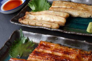 秘伝のタレで焼き上げた愛知県三河産の活鰻