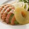 アボカドとトマトフレッシュサラダ
